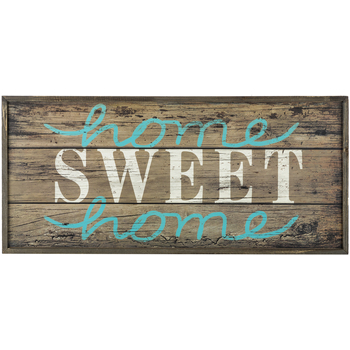 Home Sweet Home Wood Pallet Wall Decor